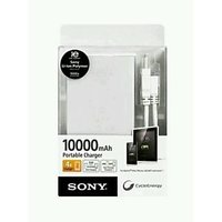SONY Cycle Energy Universal 10000 MAH USB Extended Battery Pack Power Bank - 72313976