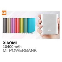 Xioami Mi 10400 Mah Power Bank Silver