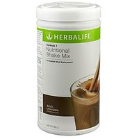 Herbalife Formula 1 Nutritional Shake Mix Chocolate