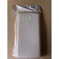 Ultra Thin Soft Silicon Skin Back Cover Case For Samsung Galaxy Alpha Alfa G850F