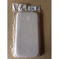 Ultra Thin Soft Silicon Skin Back Cover Case For Samsung Galaxy Core Prime G360