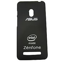 Check N Mate Back Cover For Asus Zenfone 5 BLACK