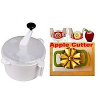 Atta Maker With Free Apple Cutter