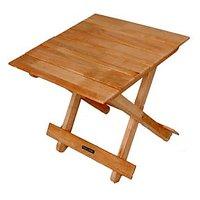 Roger & Moris Wooden Baby Folding Table