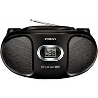 Philips AZ302/98 CD-Soundmachine Boom Box