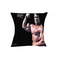 Moneysaver Quotes Of Arnold (16X16) Cushions Cover (Pack Of 1) CC00866