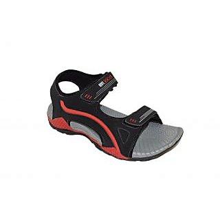 Floaters / Sandals - Mens Floaters - WSLHUMMER1 - Black Color