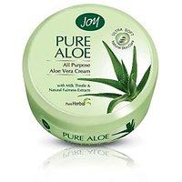 Joy Pure Aloe All Purpose Aloe Vera Cream 500ml Pack Of 2