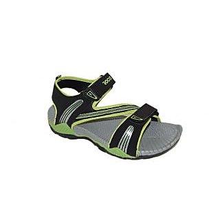 Floaters / Sandals - Mens Floaters - WSLHUMMER8 - Black Color