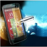 Tempered Glass Screen Guard Protector For MOTOROLA MOTO G2 (2nd Gen.)