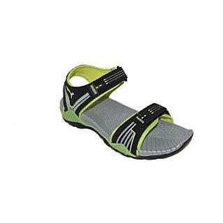 Floaters / Sandals - Mens Floaters - WSLHUMMER4 - Black Color