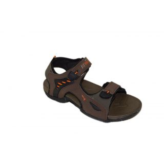 Floaters / Sandals - Mens Floaters - WSLJAGUAR2 - Brown Color