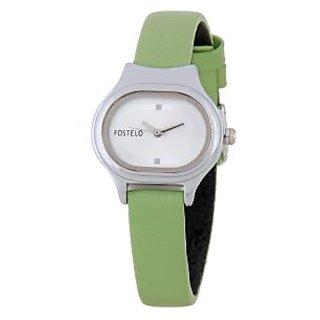 Fostelo Silver Women'S Wrist Watches Fst-02