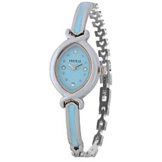 Fostelo Blue Women'S Wrist Watches Fst-26