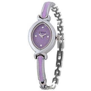 Fostelo Purple Women'S Wrist Watches Fst-36