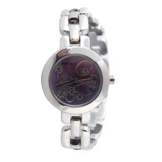 Fostelo Purple Women'S Wrist Watch Fst-42