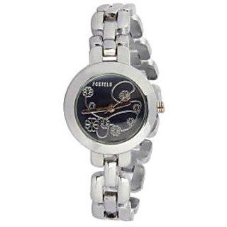 Fostelo Black Women'S Wrist Watch Fst-45