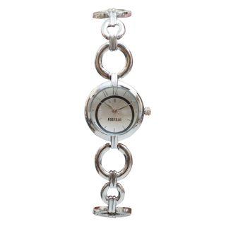 Fostelo Silver Women'S Wrist Watch Fst-132