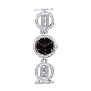 Fostelo Black Women'S Wrist Watch Fst-156