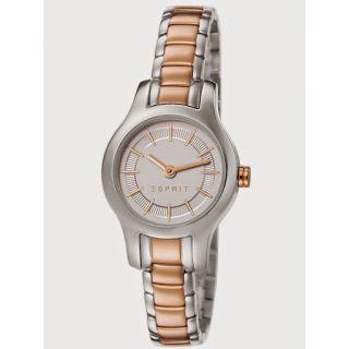 Esprit Es-Tia Two Tone Rose Gold ES107082003 Ladies Watch