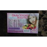 3 Pack Gluta 300000 Mg Skin Whitening Capsules/Pills ( 30 Pills )