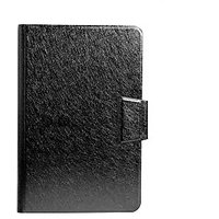 Callmate Universal Sticker Book Case For Tablets Up To 7 Inch - Black