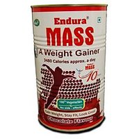 Endura Mass Weight Gainer - Chocolate (500 Gms)