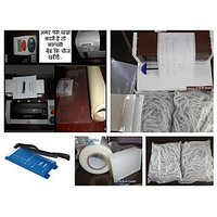 Lamination Machine A4 A3 + Papers Cutter 9'' Inch + Spiral Binding 15'' Inch Ful