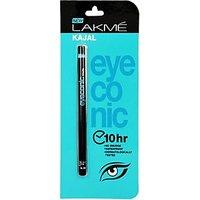 Eyeconic Kajal 0.35 G Black (Pack Of 10)
