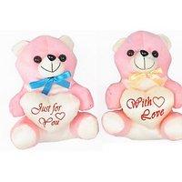Teddy Bears Set Of 2 Pcs