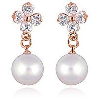 Alamod Fashion Flirty Pearl Earring ALER 5076