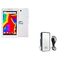 Ambrane A3-7 Plus 3G Calling Tablet With Free Ambrane P-440(4000mAh) Power Bank