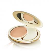 Ori Flame Giordani Gold Age Defying Compact Foundation SPF 15 (Light Ivory) -10g