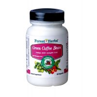 Forest Herbs  GREEN COFFEE BEAN  60 Capsules