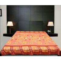 La Elite Stunning Floral Design Double Bed Blanket (PL-002)