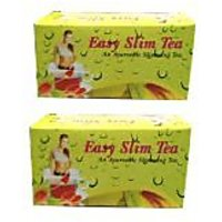 2 Box Of 30 Tea Bags Each Of Easy Slim Tea - The Real Weight Loss Tea