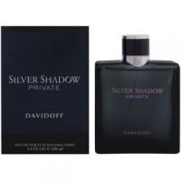 DavidOff Silver Shadow Private EDT Perfume (For Men) - 100 Ml