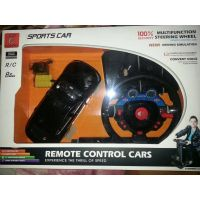 Steering Controlled Foot Pedal Remote Gear Car 4 WAY FUNCTION TOY CHILDREN GIFT