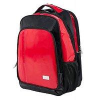 "15"" Laptop Backpack By Pragmus Innovation (Red)"