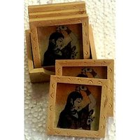 Coaster, Tea Coaster, Holder, Coaster Set_TR_Coaster_002