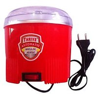 Electric Wax And Oil Heater