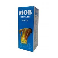 MOB OIL - AYURVEDIC PAIN RELIEF OIL