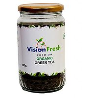 Vision Fresh Organic Green Tea 100 Gms