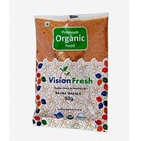 Vision Fresh Organic Rajma Masala 50 Gms