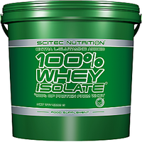 Scitec Nutrition 100% Whey Isolate Chocolate AF 8.8 Lbs