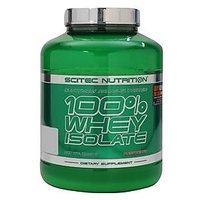 Scitec Nutrition 100% Whey Isolate Raspberry 4.4 Lbs