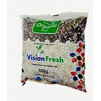 Vision Fresh Organic Urad Split 500 Gms