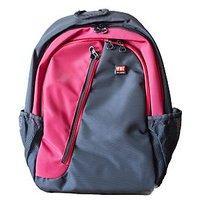FBI Red & Black Backpack