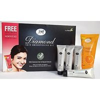 Joy DIamond Skin Brightening Kit With Skin Fruit Face Wash 50ml