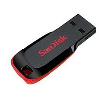 SanDisk SanDisk Cruzer Blade USB Flash Drive 4GB